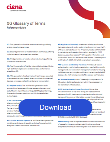 5G glossary of terms download preview