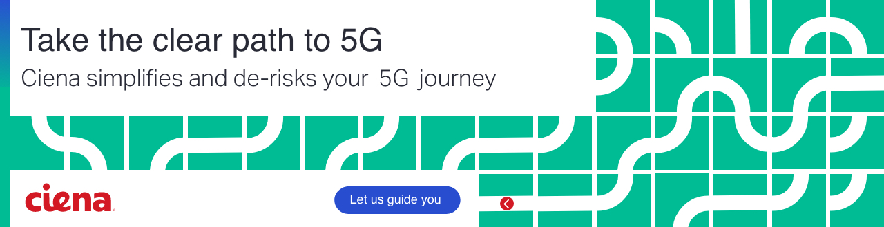Take the clear path to 5G