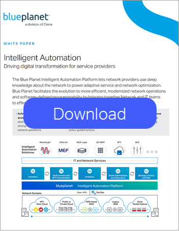 BluePlanet Intelligent Automation white paper thumb