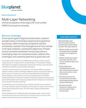 Multi Layer Networking Solution Brief Thumbnail