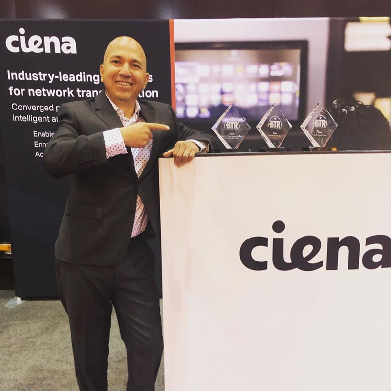Ciena%27s+2019+BTR+Diamond+Awards