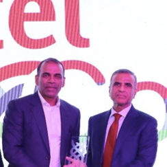 Bharti Airtel honors Ciena with Airtel Value Leader award