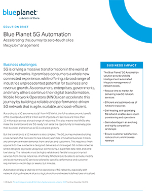 5G Automation Solution Brief Thumbnail