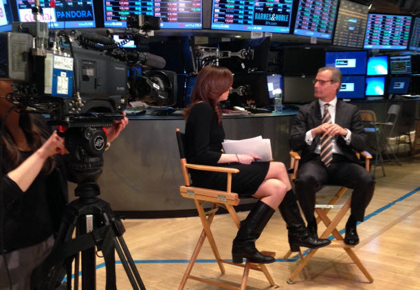 CNBC Closing Bell interviews Ciena's Gary Smith