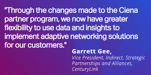 How the Ciena Partner Network is changing the partner