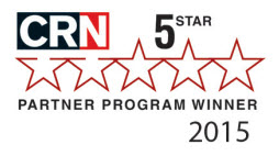 CRN 5star 2015 awards
