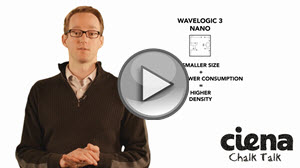 Chalk Talk WaveLogic 3 Nano video thumb