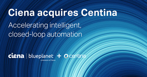 Ciena Blue Planet acquires Centina Systems