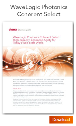 Coherent Select white paper thumbnail