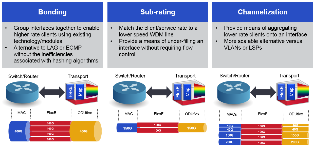 Flexe what is flexethernet and why is it so important? - ciena