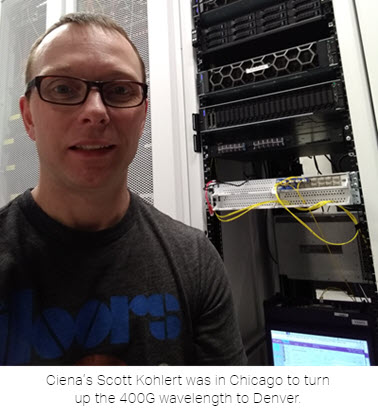 Scott Kohlert in Chicago