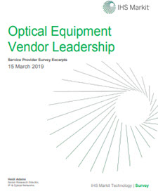 Optical Equipment Vendor Leadership white paper