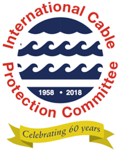 International Cable Protection Committee 60 year logo