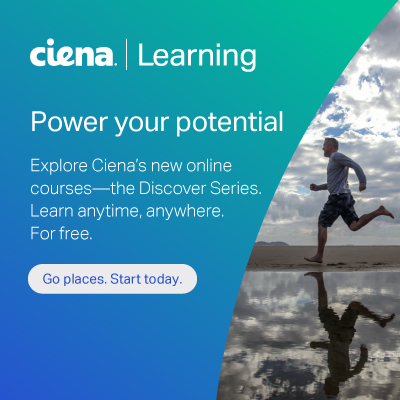 Ciena Learning: Power your potential promo