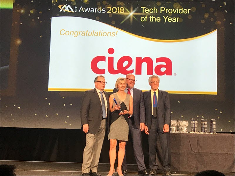 MEF Awards 2018 Tech Provider of the Year