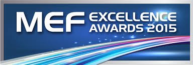 MEF Excellence Awards 2015