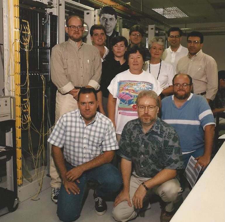 Ciena first manufacturing group 1995