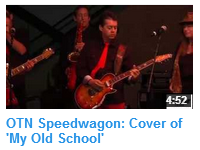 OTN Speedwagon: Cover of My Old School
