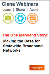 The One Maryland Story webinar