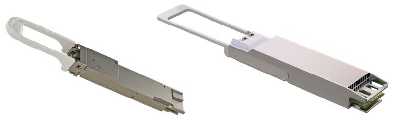 Quad Small Form-factor Pluggable – Double Density (QSFP-DD) and Octal Small Form-factor Pluggable (OSFP)