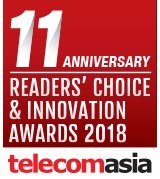 Readers' Choice & Innovation Awards 2018 logo
