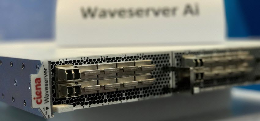 Waveserver Ai close-up