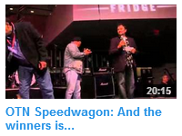 OTN Speedwagon: And the winner is...