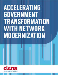Accelerating Government Transformation with Network Modernization