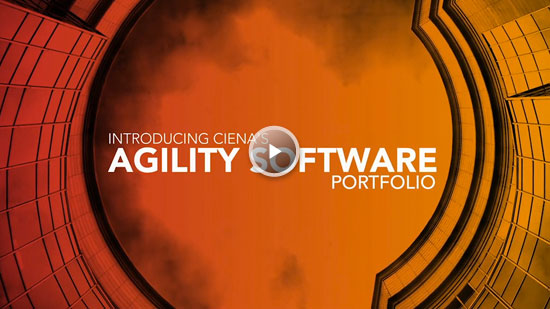 Programmable Power with Ciena's Agility Software Portfolio