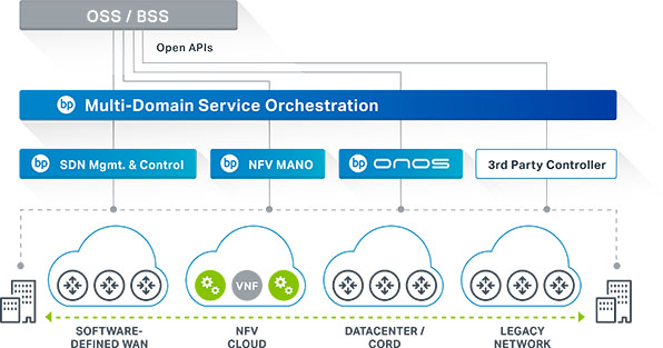 Blue Planet Open Network Operating System Onos Ciena