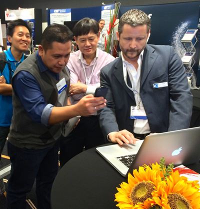 Blue Planet Demo for Customers at CE-APAC