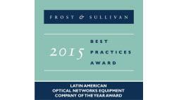 Frost Sullivan 2015 Best Practice Award