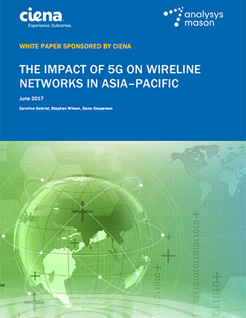 Impact of 5G on Wireline Networks in Asia-Pacific