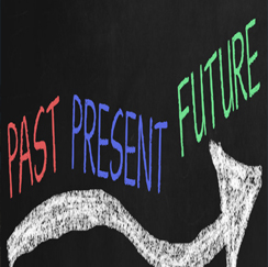 Past present future arrow