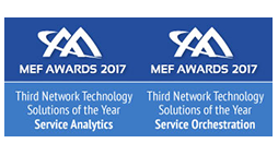 2017 MEF Awards: Service Analytics & Orchestration