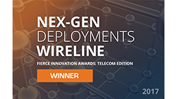 Nex-Gen Wireline Winner award