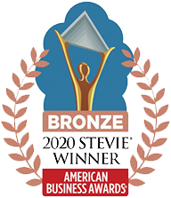 2020 Stevie Award winner