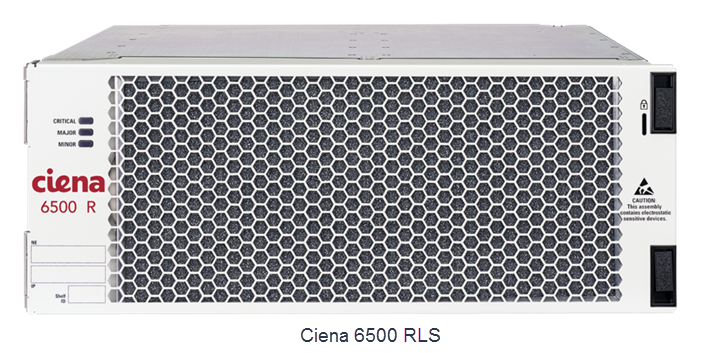 Ciena 6500 Reconfigurable Line System (RLS) product image