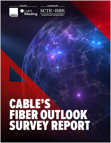 Ciena's Cable's Fiber Outlook Survey Report thumbnail