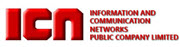 ICN (Information and Communication Networks Public Company Limited) logo