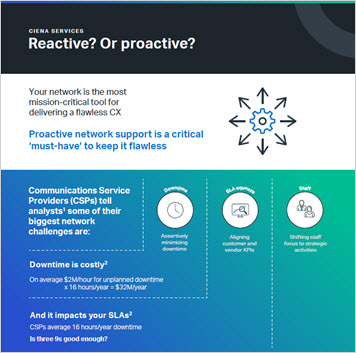 Thumbnail for Services: Proactive Support Infographic