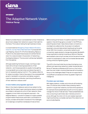 LR/HR Webinar: The Adaptive Network Vision webinar recap