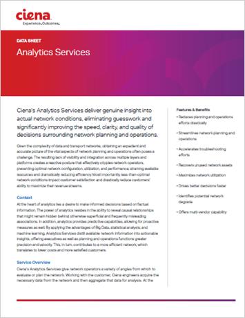 Analystics Services