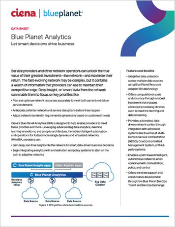 Blue Planet Analytics