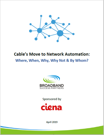 Cable's Move to Network Automation whitepaper thumbnail