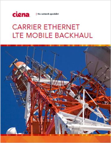 Carrier Ethernet for LTE Mobile Backhaul Guidebook