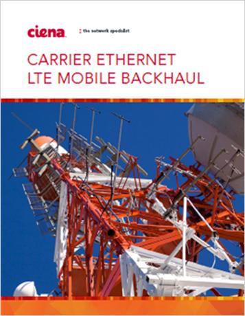 Carrier Ethernet for LTE Mobile Backhaul Guidebook