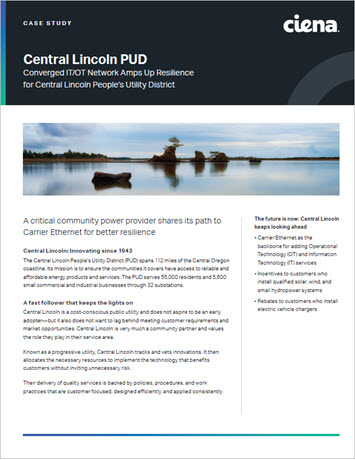 Central Lincoln PUD Case Study preview