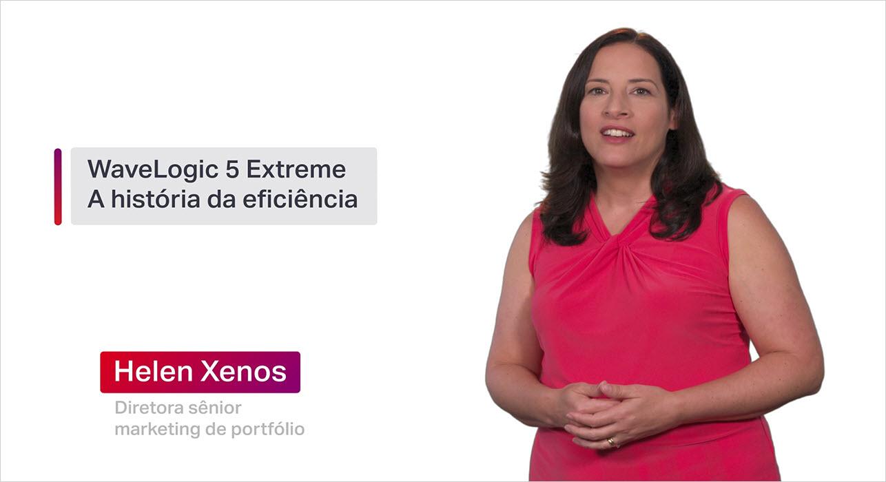 Helen Xenos talking