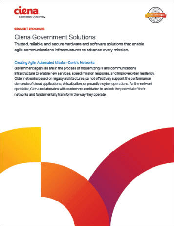 Ciena Government Solutions